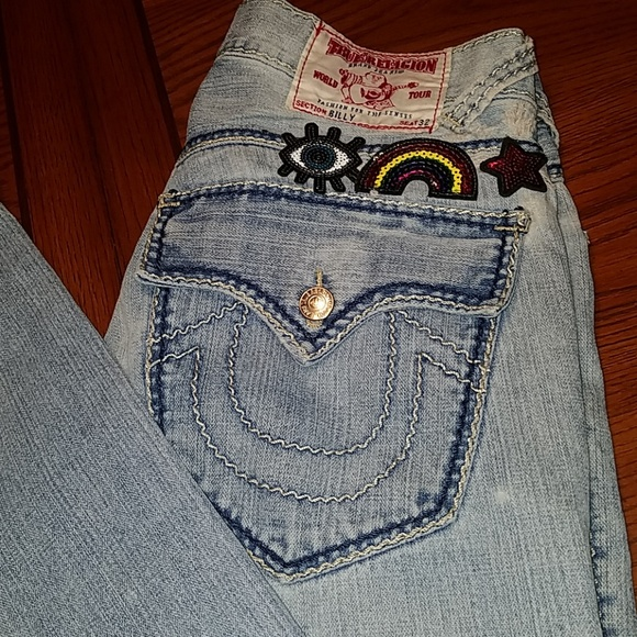 d01046e40 True Religion Distressed   Destroyed Billy s. M 5b3ea65da31c3327a8bf9878